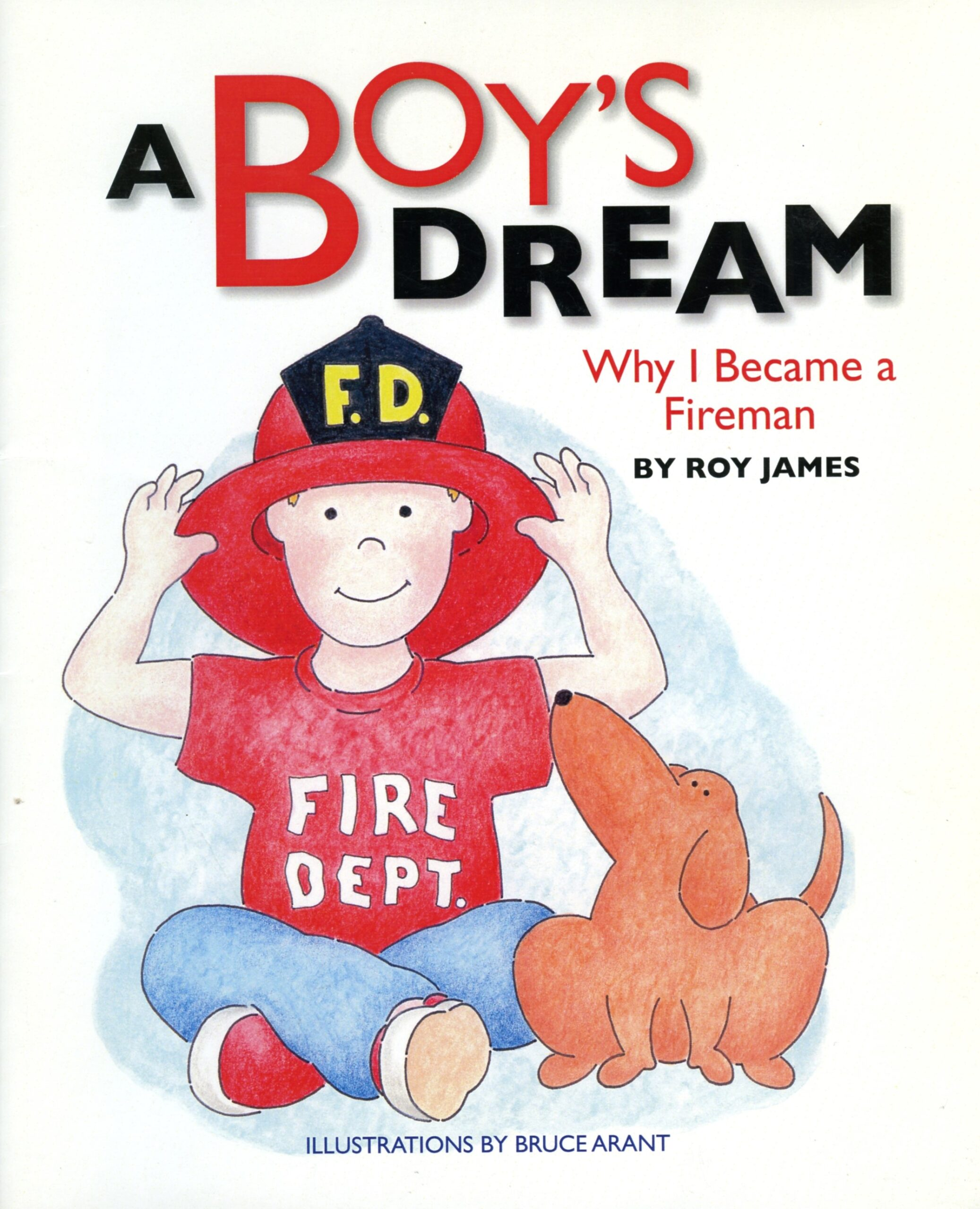 A Boy_s Dream Front