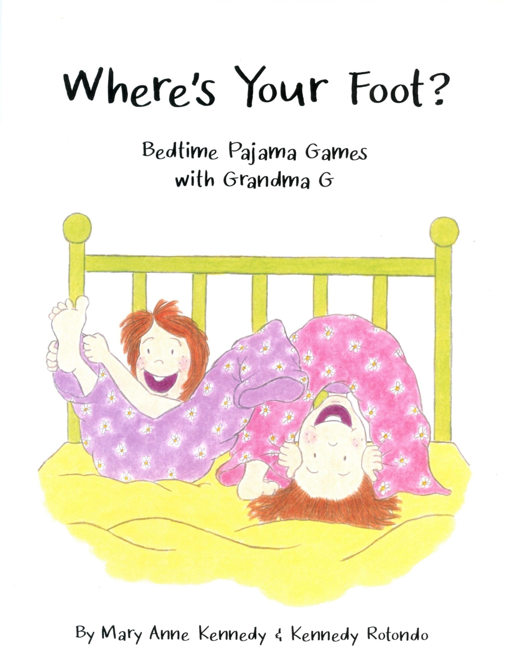Where_s Your Foot Front